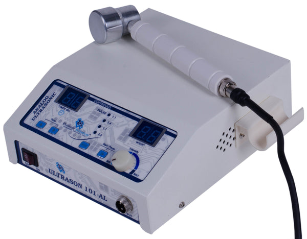 Ultrason 101 X - AL 1Mhz Ultrasound Therapy Machine - Ultrasound therapy machine