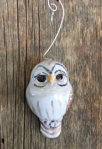 Owl Ornament/Sculpture