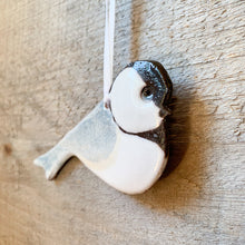 Load image into Gallery viewer, Chickadee Ornament