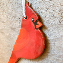 Load image into Gallery viewer, Male Cardinal Ornament