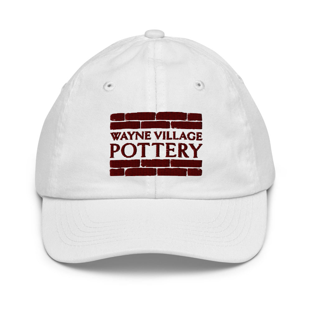 Youth baseball cap