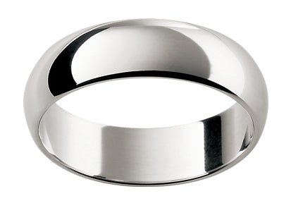 Gents Platinum Wedding Ring TBJHRD