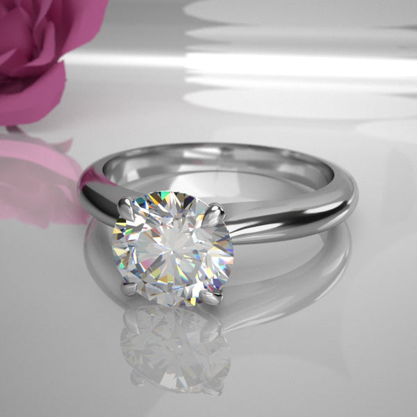 Zara 040 0.50ct Solitaire Diamond