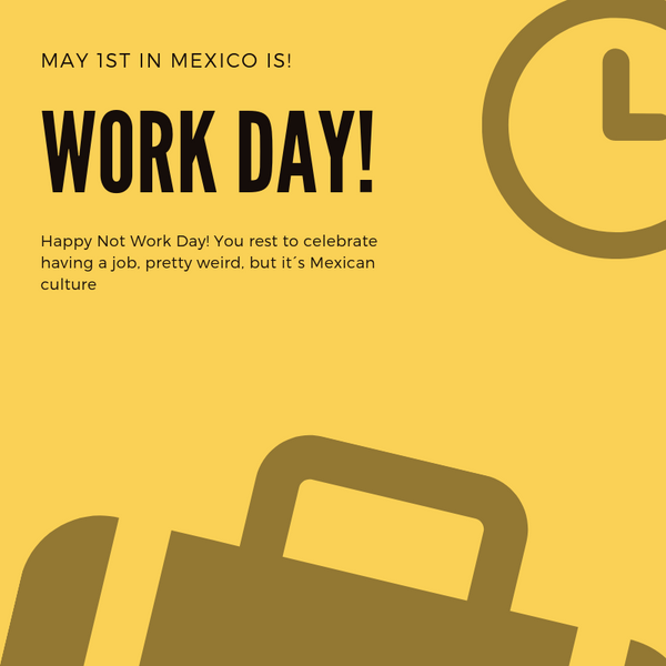 1925: The first labor day in Mexico is celebrated officially