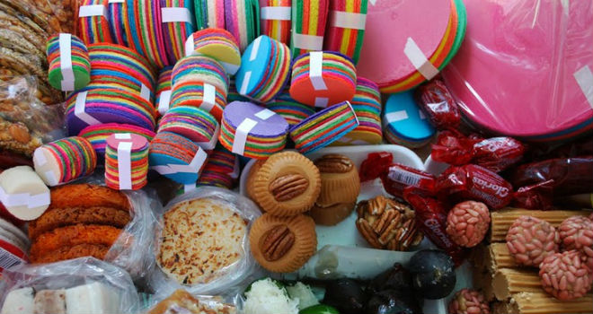The typical Mexican candy can´t stop being eaten