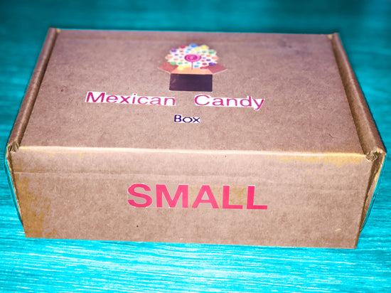The Typical Mexican Candy Does Not Stop Eating Mexican Candybox