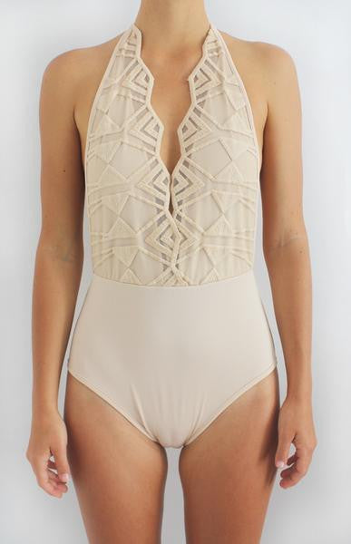 Nude Astor Bodysuit (ONLY 7 LEFT)