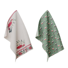 Load image into Gallery viewer, Set of 2 dish towels