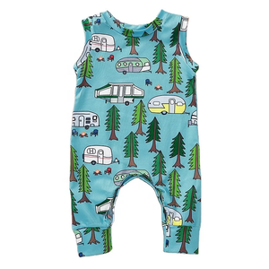 Baby camping outfit
