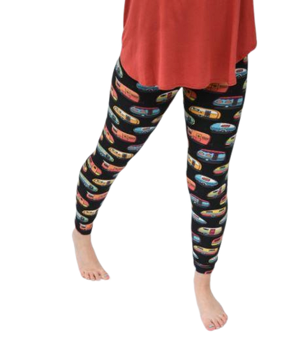 Legging Happy Camper de Legart