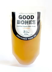 Certified Organic Bone Broth