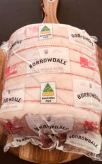 Borrowdale Certified Free Range - Boneless Leg Roast (2.8Kg Approx.)
