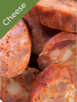 Fassifern Valley Foods - Artisan - Cheese  Kielbasa 300g approx) Gluten Free