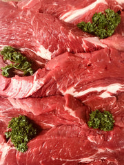 AOM - Certified Organic Chuck Steak - (1Kg)