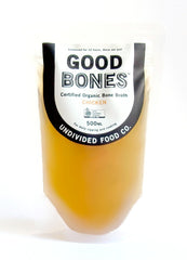 Good Bones - Certified Organic Chicken Bone Broth ( 2 x 500ml)