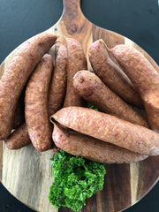 Fassifern Valley Foods - Smoked Bratwurst - Gluten Free