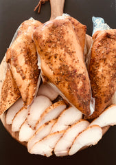 Moroccan Smoked Chicken Breast - Gluten Free (Approx. 330g)