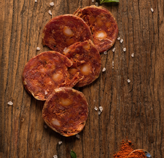 Chorizo - Carne Sal Tiempo - Traditional Spanish Mild - Sliced (1 x 250g)