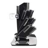 Zirconia Ceramic Kitchen Knife set and block