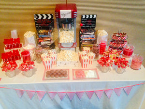 Candy bar cine