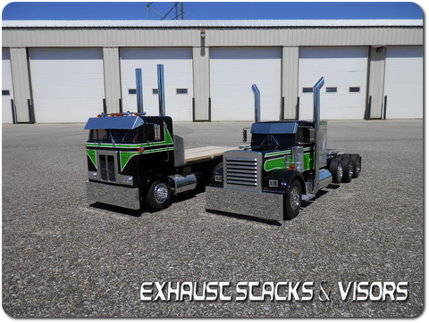 Exhaust Stacks & Visors