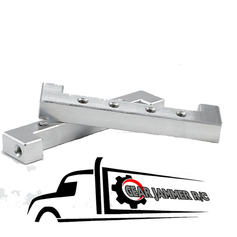 GJ - ALUMINUM SERVO MOUNTS