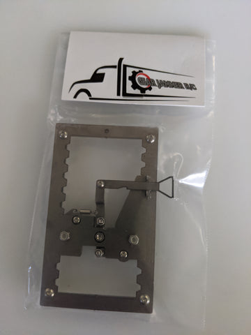 GJ - Sliding 5th Wheel Plate