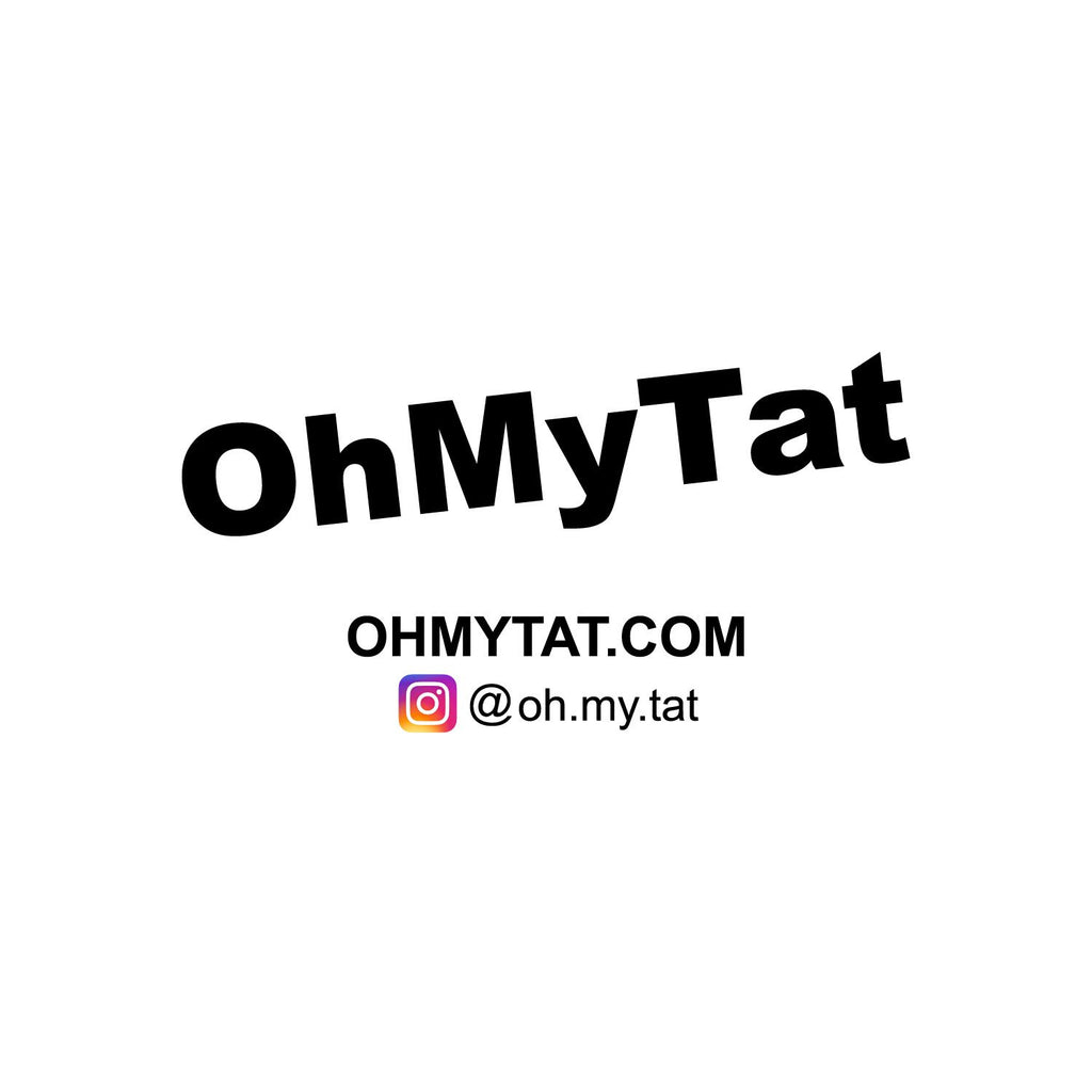 OhMyTat Wholesale Bulk Temporary Tattoo Stickers