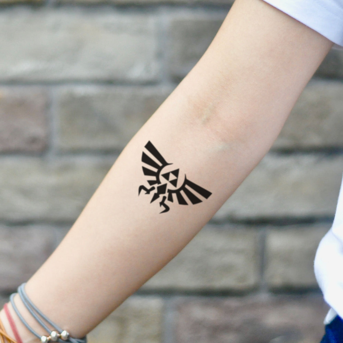 Legend Of Zelda Temporary Tattoo Sticker Ohmytat