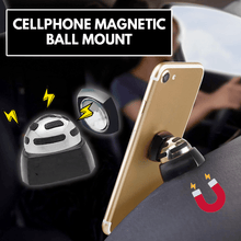 Load image into Gallery viewer, Cellphone Magnetic Phone Mount