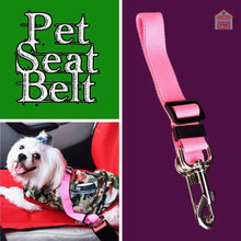 Load image into Gallery viewer, Pet Seat Belt
