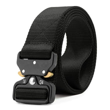 Load image into Gallery viewer, Military Style Tactical Nylon Belt