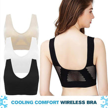Load image into Gallery viewer, Cooling Comfort Wireless Bra