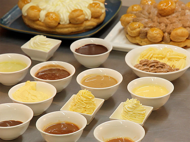 Creams and Sauces