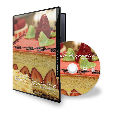 DVD8 Large & Small Cakes