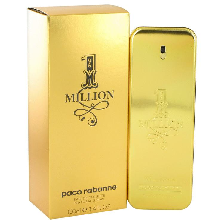 1 Million by Paco Rabanne Eau De Toilette Spray for Men - Chaos Fragrances