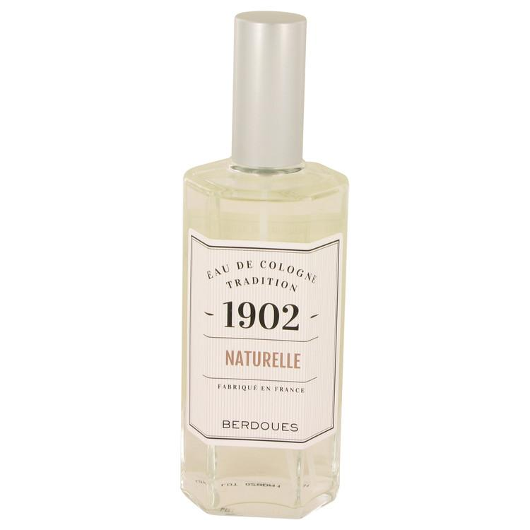 1902 Natural by Berdoues Eau De Cologne Spray for Men - Chaos Fragrances