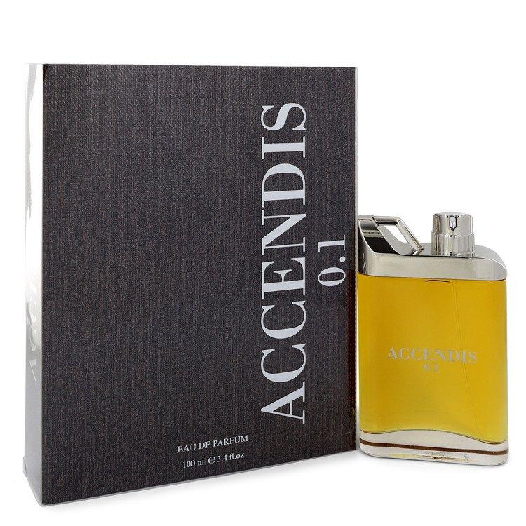 Accendis 0.1 by Accendis Eau De Parfum Spray (Unisex) 3.4 oz for Women - Chaos Fragrances