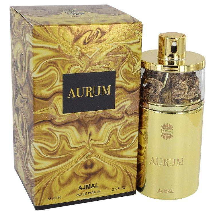 Ajmal Aurum by Ajmal Eau De Parfum Spray 2.5 oz for Women - Chaos Fragrances