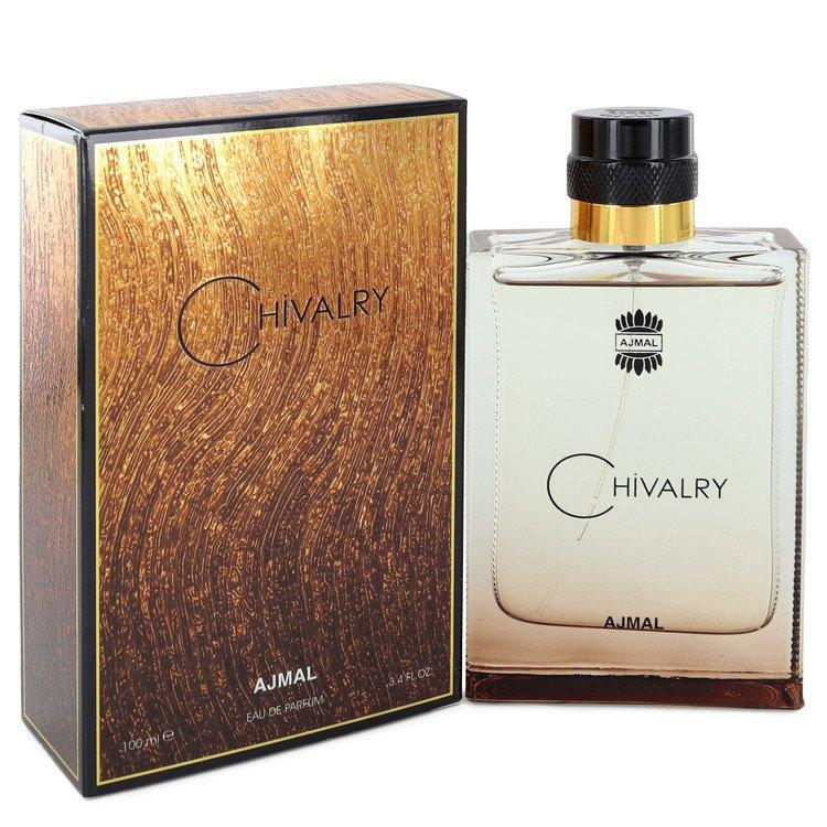 Ajmal Chivalry by Ajmal Eau De Parfum Spray 3.4 oz for Men - Chaos Fragrances