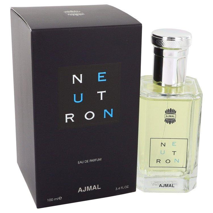 Ajmal Neutron by Ajmal Eau De Parfum Spray 3.4 oz for Men - Chaos Fragrances
