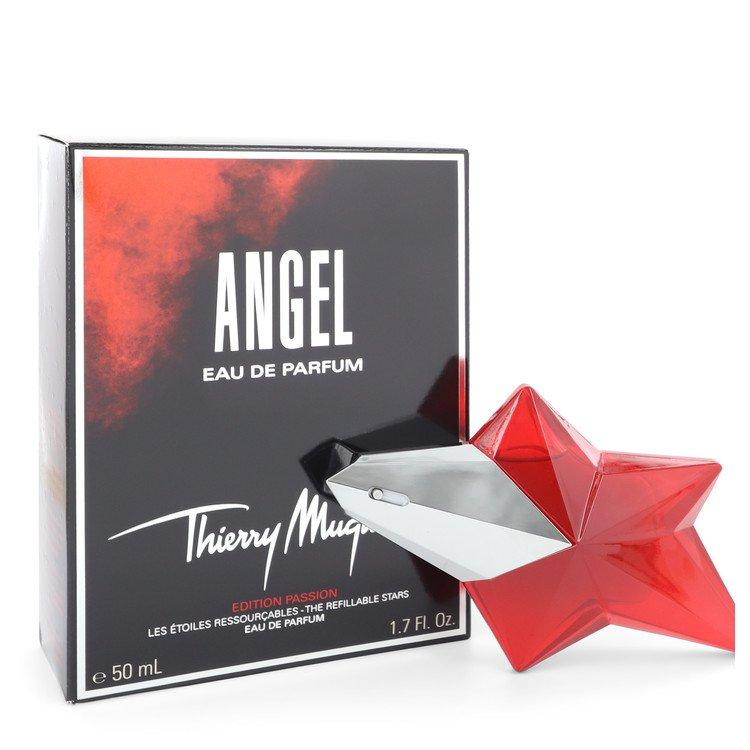 Angel Passion Star by Thierry Mugler Eau De Parfum Refillable Spray for Women - Chaos Fragrances