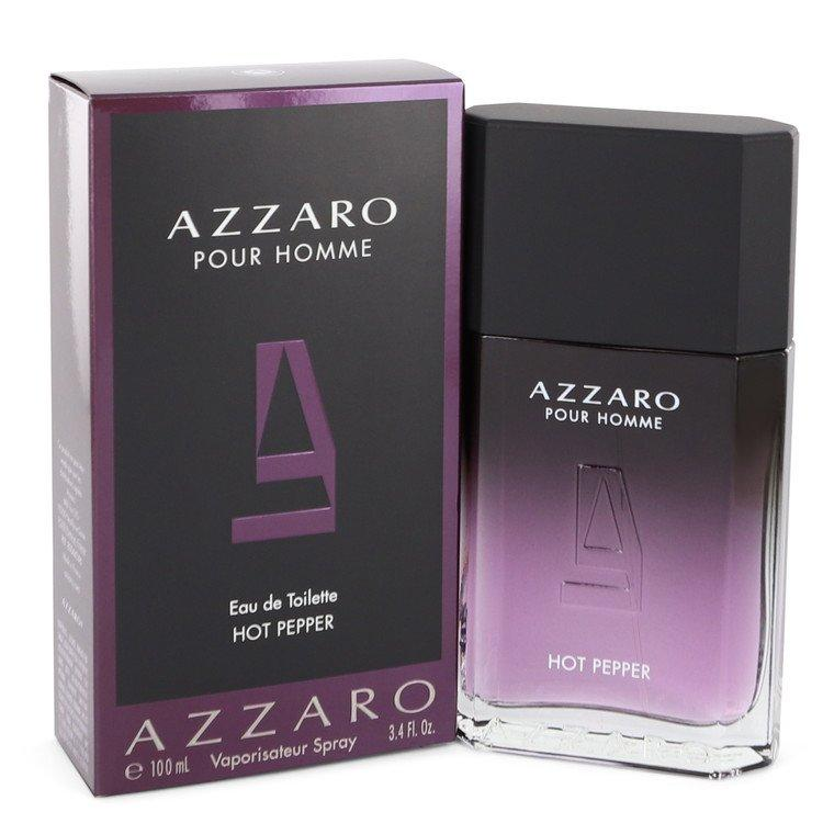 Azzaro Hot Pepper by Azzaro Eau De Toilette Spray 3.4 oz for Men - Chaos Fragrances