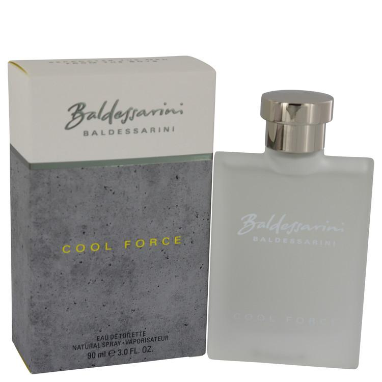 Baldessarini Cool Force by Hugo Boss Eau De Toilette Spray 3 oz for Men - Chaos Fragrances
