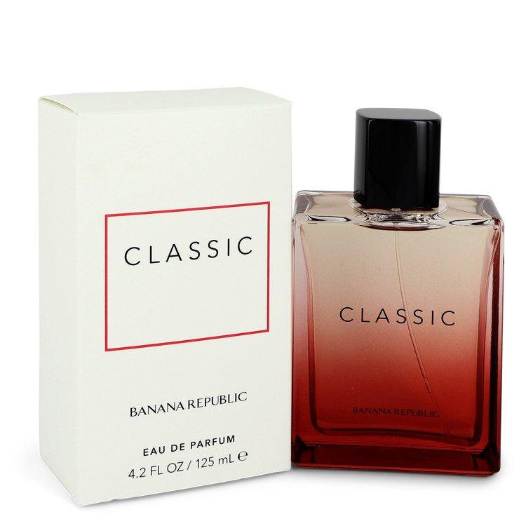 Banana Republic Classic Red by Banana Republic Eau De Parfum Spray (Unisex) 4.2 oz for Men - Chaos Fragrances