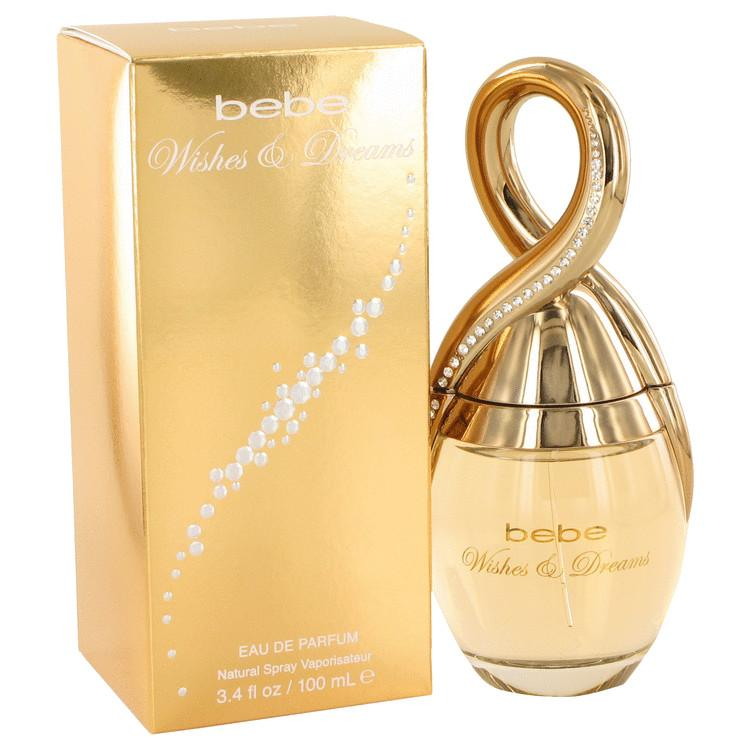 Bebe Wishes & Dreams by Bebe Eau De Parfum Spray 3.4 oz for Women - Chaos Fragrances