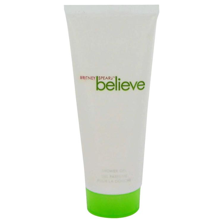 Believe by Britney Spears Shower Gel 3.4 oz for Women - Chaos Fragrances