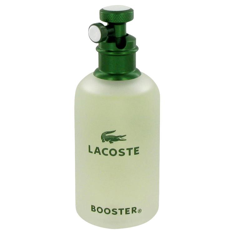 BOOSTER by Lacoste Eau De Toilette Spray (Tester) 4.2 oz for Men - Chaos Fragrances