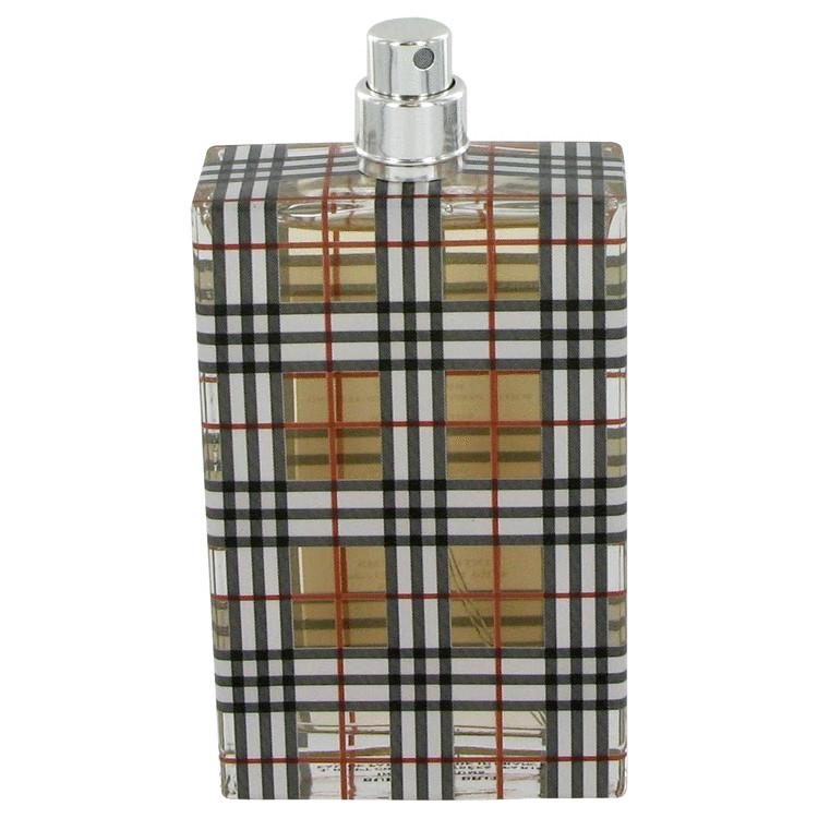 Burberry Brit by Burberry Eau De Parfum Spray (Tester) 3.4 oz for Women - Chaos Fragrances