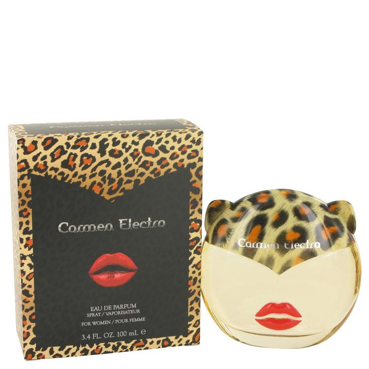 Carmen Electra by Carmen Electra Eau De Parfum Spray 3.4 oz for Women - Chaos Fragrances